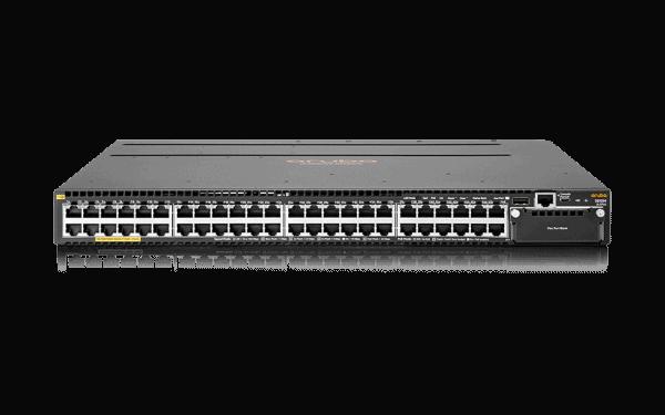 ARUBA 3810M 48G PoE+ 1-slot Switch (JL074A)