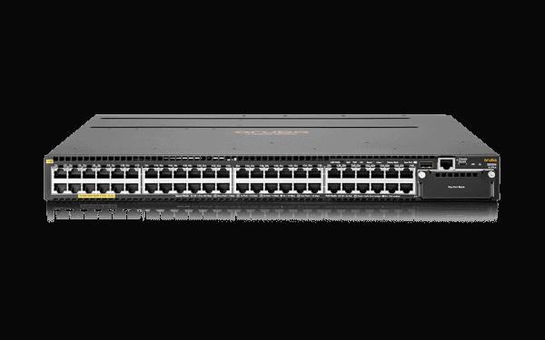 ARUBA 3810M 48G PoE+ 4sfp+ 680W Switch (JL428A)