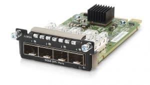 Aruba 4 SFP+ Switch Module 3810M 2930M 4SFP MACsec Module jl083a