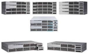 Cisco Syetems C9200L-NW-E-24-EDU Switch