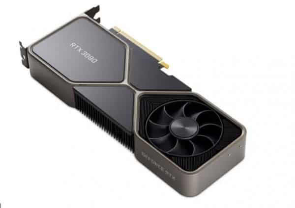 GEFORCE RTX3080 Nvidia Graphic Card