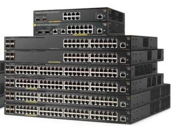 HPE JL261A Aruba 2930F Switch