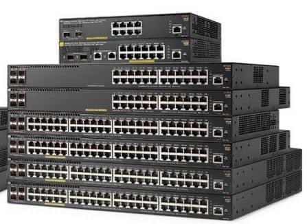 JL253A HPE Aruba 2930F Switch