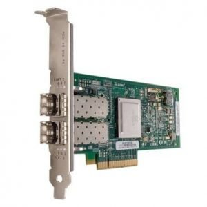 QLogic 2562, Dual Port 8Gb Optical Fibre Channel HBA