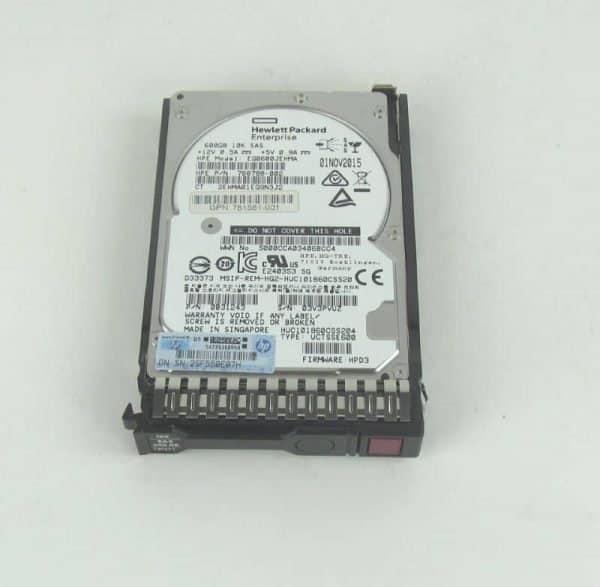 ProLiant SAS Hard Drive 781516-B21