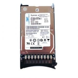 81Y9670 IBM 300GB 15K 2.5in SAS HS23 Hard Drive
