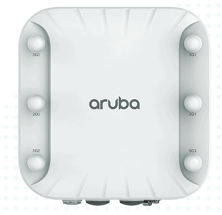 Aruba 518 Series Ruggedized Access Points
