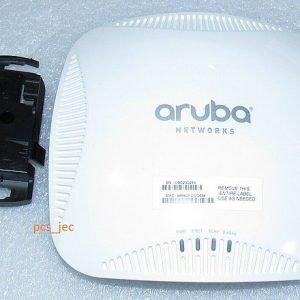 Aruba AP-205 80211n ac Dual 2 2 2 Radio Integrated Antenna AP JW164A