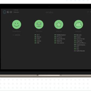 Aruba User Experience Insight Sensors