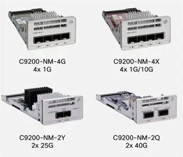Cisco Switch Catalyst C9200L-48P-4G-A