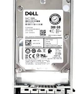 DELL 300GB 15K RPM SAS 12Gbps 512n 2.5in , 3.5 in HYB CARRPowerEdge Hard Drive \ 400-AJRR