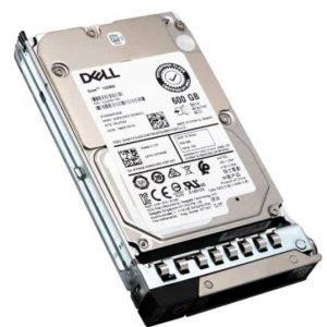 DELL 600gb 15K SAS 12GBPS \ Dell Server SAS \ 400-ATIO