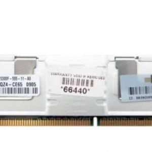 HP 2GB PC5300 2x1GB 461826-B21