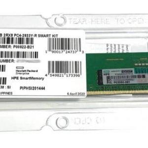 HP 16GB DDR4 Dual Rank P00922-B21