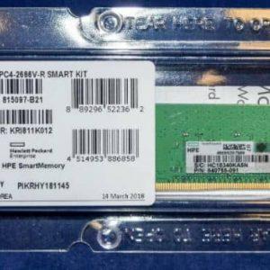 HPE 8GB 815097-B21