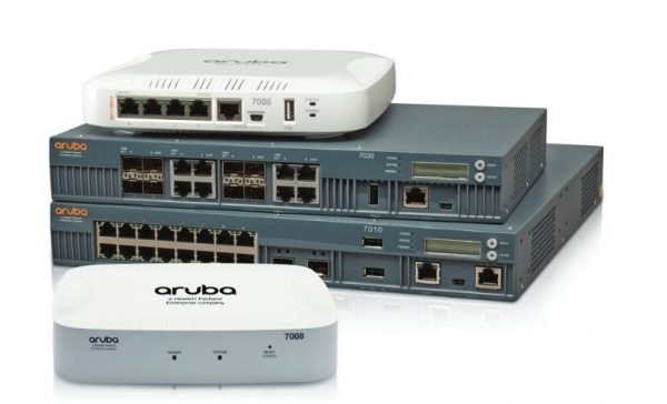 HPE Aruba 7000 Series Mobility Controllers