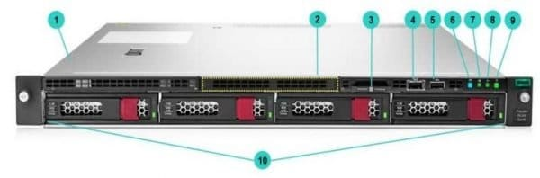 HPE ProLiant DL160 Gen10 P35517-B21