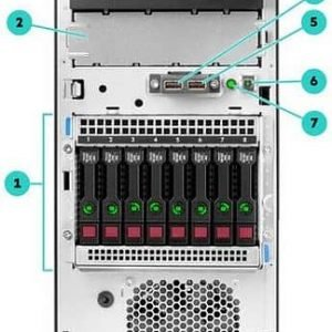 HPE ProLiant ML30 Gen10 P16927-S01 Hp ML350