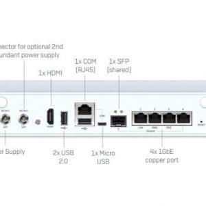 Sophos XG 115 115w Rev.3 Wireless Firewall