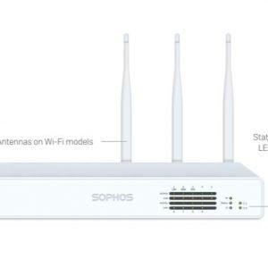 Sophos XG 135 -135w Rev.3 SMB firewall