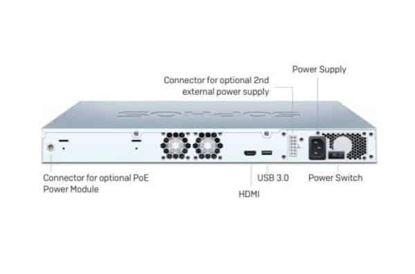 Sophos XG 230 Rev.2 network security Firewall