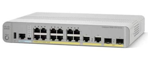 WS-C3560CX-12PC-S Cisco Switch