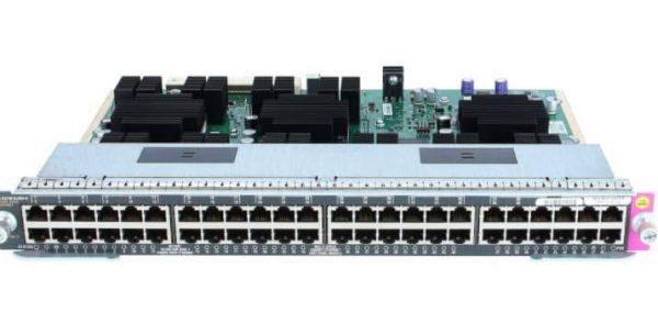 Cisco X4748 catalyst WS-C4510R+E