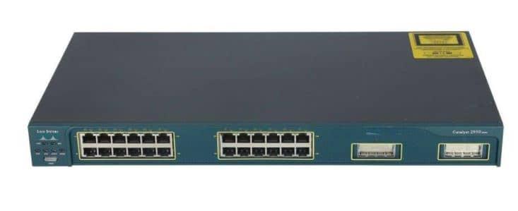 Cisco 2950 24 Port WS-C2950G-24-EI