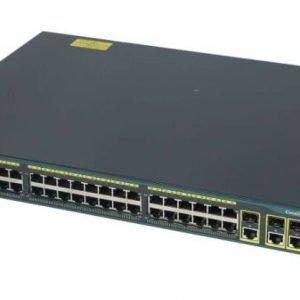 Cisco 2960 Series Switches WS-C2960G-48TC-L