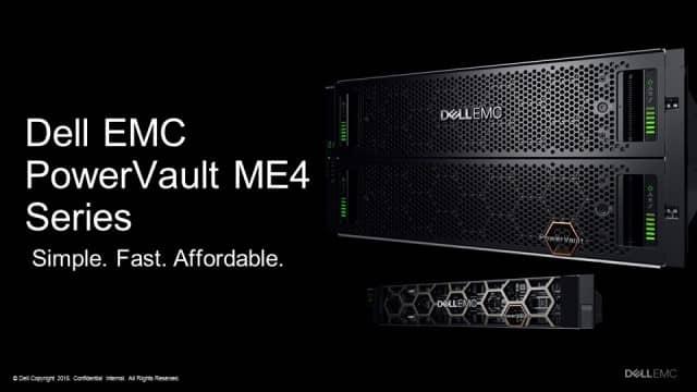 Dell EMC PowerVault ME4 storage VMware vCenter Plug In 6.7
