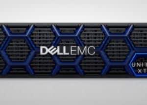 Dell EMC Unity XT 880 Dell Hybrid SSD Storage