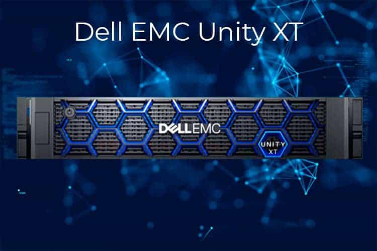 unity xt Storage