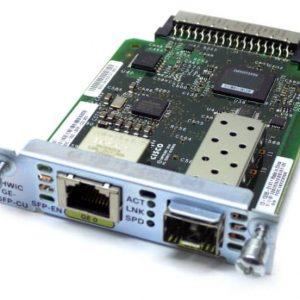 Cisco EHWIC 1Port SFP EHWIC-1GE-SFP-CU