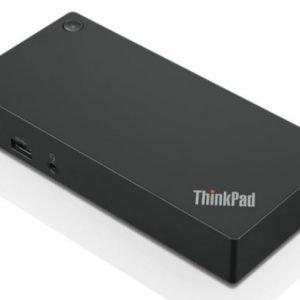 Lenovo thinkpad universal usb-c docking Stations