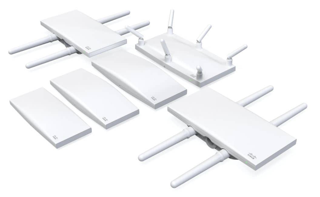 WIFI 6 802.11ax Solutions Devices High Throughput Wireless AP