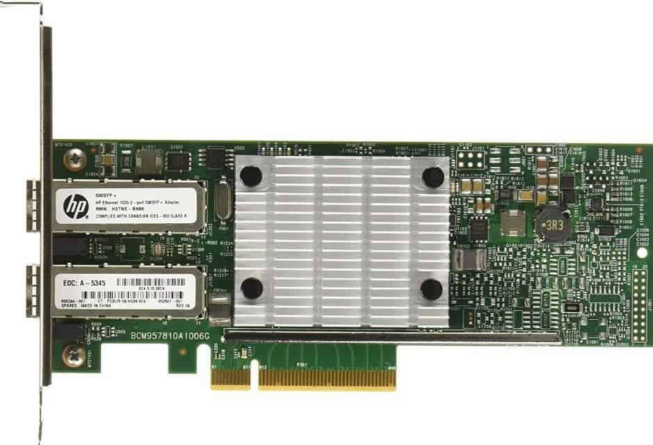 HPE Network Adapters Servers NIC Cards