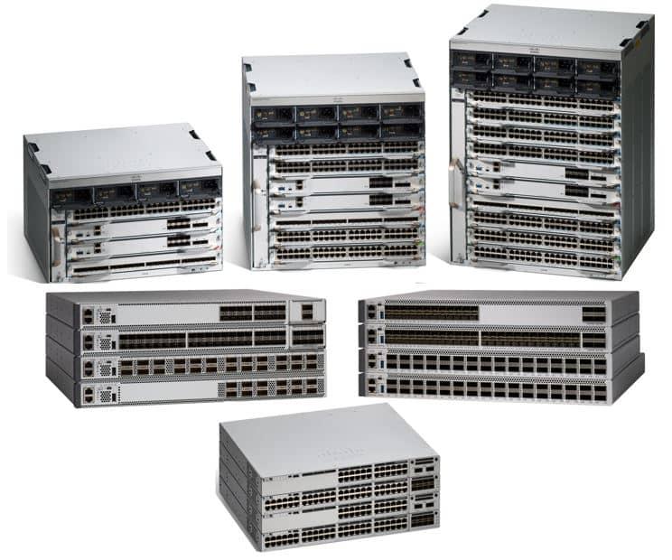 Network switches Elite