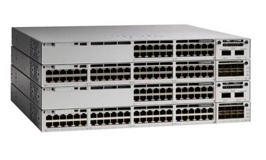 Ethernet Layer 3 & Layer 2